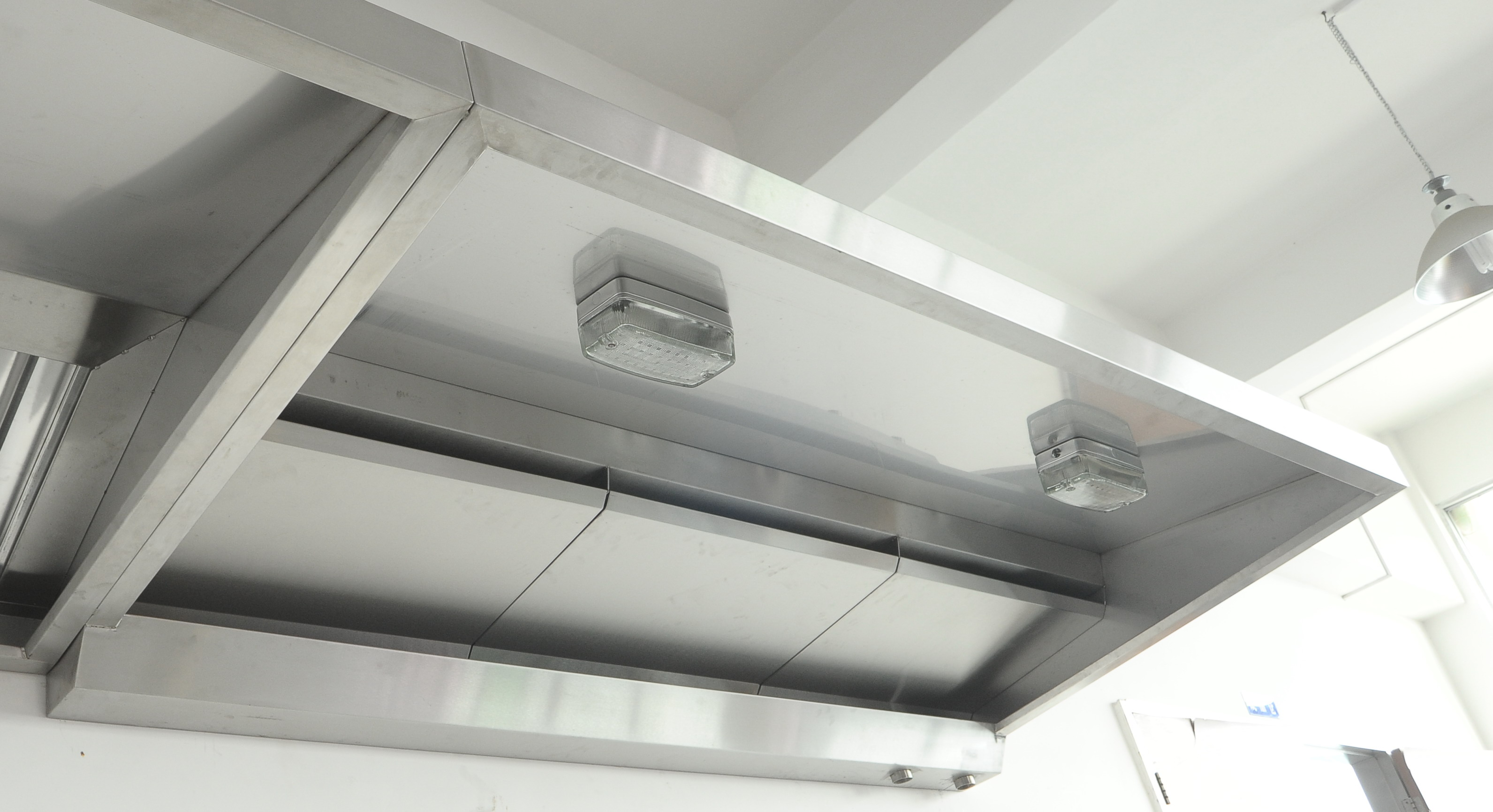 Type 2 Exhaust Hoods ~ Kitchen global limited